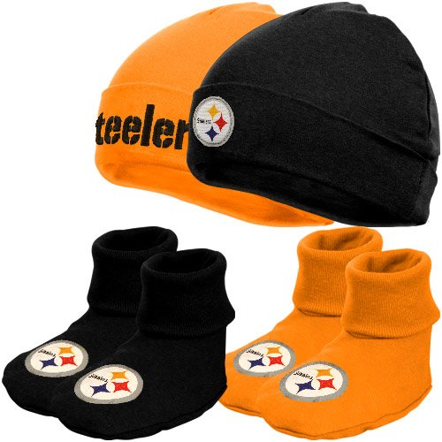 Amazon.com   NFL Pittsburgh Steelers Infant Clothing Set 8e94d737a