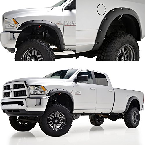 dodge ram rear fender flares - 2