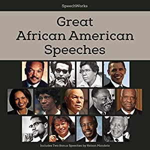 Great African American Speeches Speech