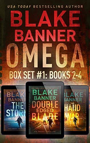 a181cb81a68 Omega Series Box Set  Books 1-3 (Omega ) by Blake Banner