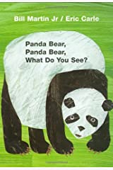 Panda Bear, Panda Bear, What Do You See? (Brown Bear and Friends) Board book