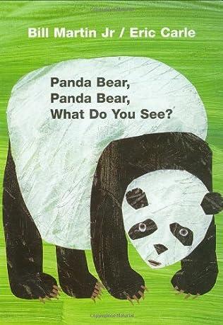 book cover of Panda Bear, Panda Bear, What Do You See?