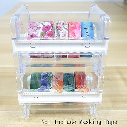 Molshine Transparent Visible Desktop Dispenser product image