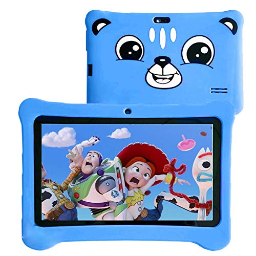 Kids Tablet,7 inch Android 9.0 Kids Edition Tablet with WiFi,GMS Certified, 2GB+16GB Tablet for Kids,Children Tablet…