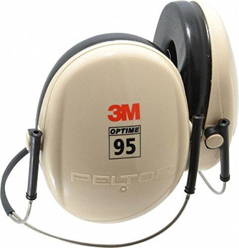 (95 Behind-The-Head Earmuffs Beige Peltor H6b/V)