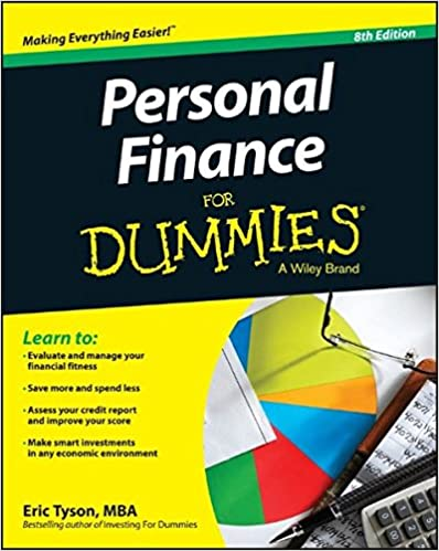 Personal Finance for Dummies Book Cover