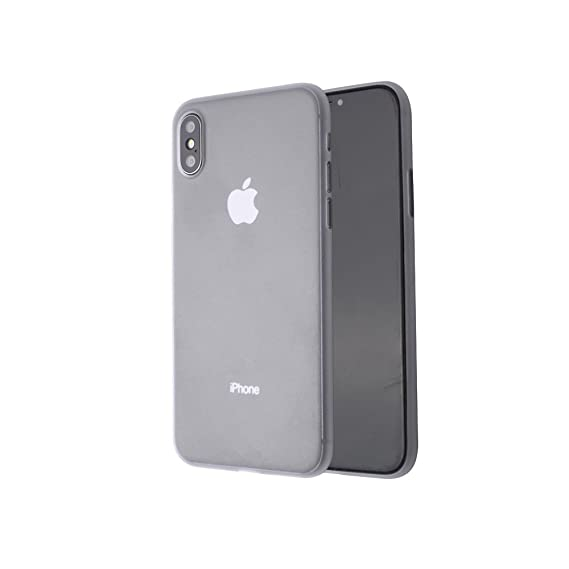sale retailer 83af3 600e8 iPhone X Tactile Skin Case - The only case that keeps your iPhone X thin,  Low Profile Lightweight and Super Thin Case for iPhone 10 / X [ ...