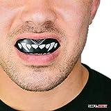 SAFEJAWZ Mouthguard Slim Fit, Adults and Junior