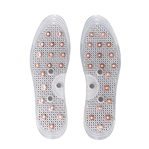 Anti Odor Acupressure Magnetic Massage Insoles product image