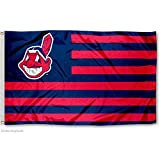 Cleveland Indians Nation Flag 3x5 Banner