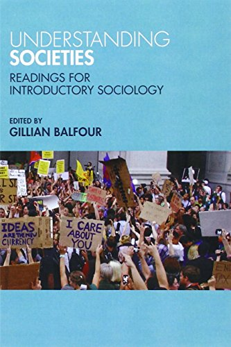 Understanding Societies: Readings for Introductory Sociology