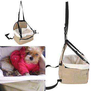 6SlonHySoft - Funda para Asiento de Coche para Mascotas, Perros, Gatos, Gatos: Amazon.es: Productos para mascotas