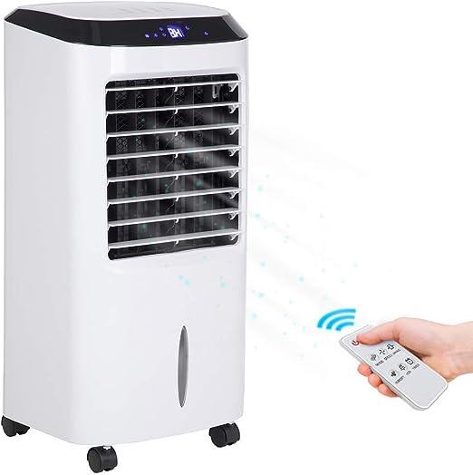 Bakaji - Refrigerador refrigerador ventilador humidificador de ...