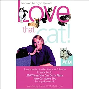 Love that Cat! Audiobook