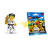 LEGO Collectable Minifigures: Karate Master Minifigure (Series 2) (Bagged)