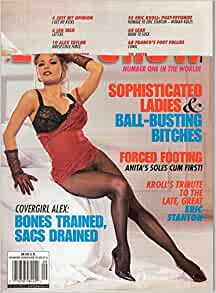 Amazon.com: VINTAGE LEG SHOW SEPTEMBER 1999 (READERS COPY