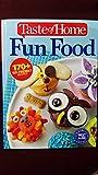 Download Taste of Home Fun Food in PDF ePUB Free Online