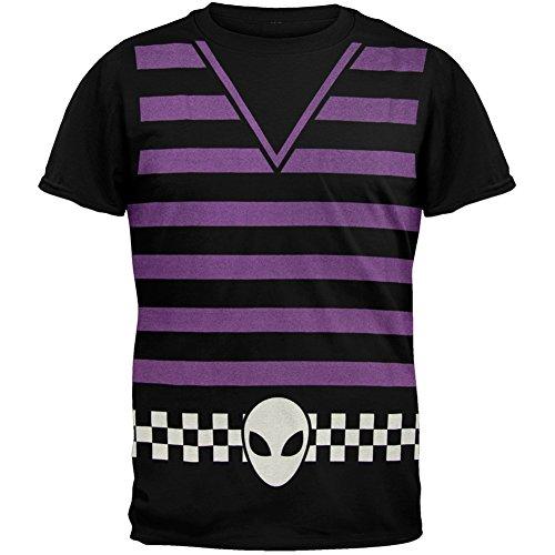 Band Costumes Big Theory (Big Bang Theory - Howard Costume T-Shirt -)