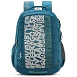 Skybags Bingo Plus 03 School Bag (Green, Capacity 36 ltr)