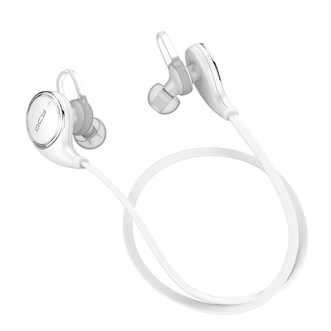Ácido ojo QCY Universal apt-X Bluetooth V4.1 inalámbrico auriculares estéreo, con
