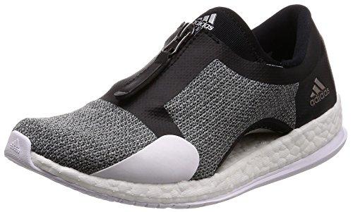 Chaussures Multicolore TR Negbas X Plamet noir argent Fitness Zip de blanc Femme adidas Ftwbla Pureboost 8qCTwqI