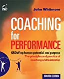 Coaching for Performance is the bible of the industry and very much the definitive work that all coaches stand on.This fourth edition explains clearly and in-depth how to unlock people's potential to maximise their performance. It contains the eponym...