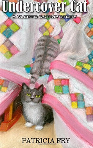 undercover cat by patricia fry - 2