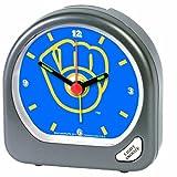 MLB Milwaukee Brewers Alarm Clock