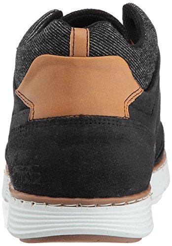 Steve Madden Heren Baloo Sneaker Zwart