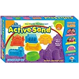Ekta Active Sand Castle Play Kit - Multi Color