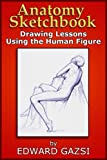 img - for Anatomy Sketchbook - Drawing Lessons Using the Human Figure book / textbook / text book