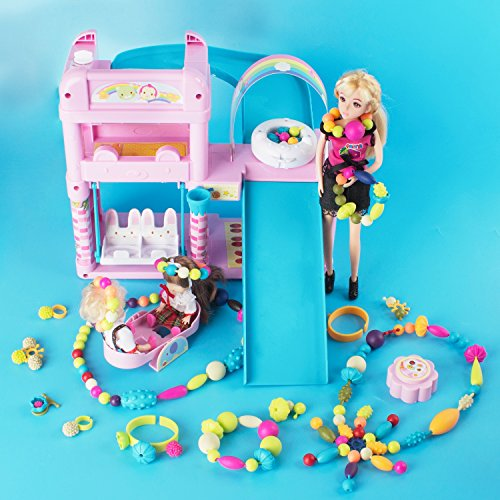 gili pop beads arts and crafts toys gifts for kids age 4yr 8yr