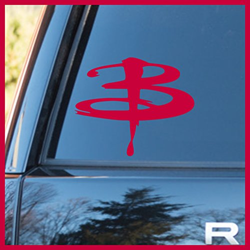 """Buffy """"B"""" Vinyl Decal 