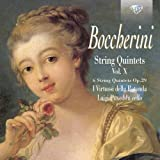 Boccherini: String Quintets Op.29, Vol. 10