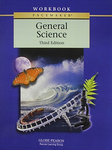 By FEARON - GLOBE FEARON GENERAL SCIENCE PACEMAKER THIRD EDITION WKB 2001C (3 Workbook) (2000-06-16) [Paperback] pdf