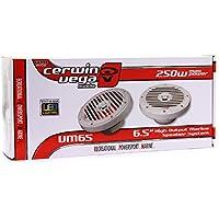 VM65 - Cerwin Vega 6.5 60W RMS 2-Way Marine Coaxial Speakers