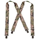 Fox Outdoor Products Elastic Pant Suspenders