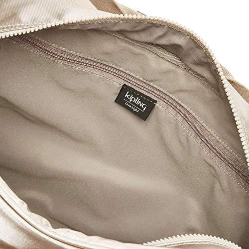 Kipling Women's Camama Diaper Bag, Metallic Glow, One Size
