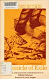 Chronicle of Exile, Yannis Ritsos, 0918034019