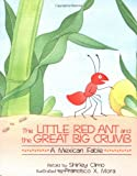 The Little Red Ant and the Great Big Crumb, Shirley Climo, 0395720974