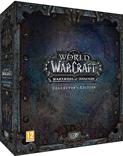 World of Warcraft Warlords of Draenor (Super Deluxe Digital Key)