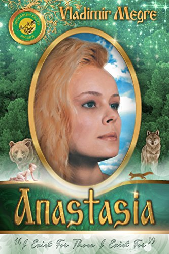 Book: Anastasia (Ringing Cedars Of Russia) by Vladimir Megre