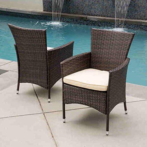 Malta Outdoor Wicker Dining Chair