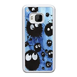 HTC One M9teléfono celular caso Cartoon Mi Vecino Totoro Custom funda 1wdf320864