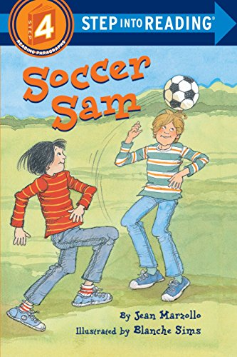 Soccer Sam (Step into Reading, Step 4) ()