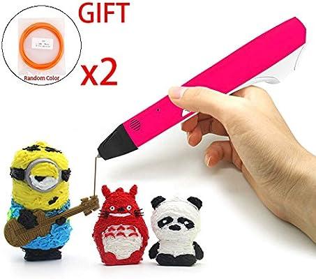 HX 3d impresión recambios de bolígrafo para niños y adultos usar ...