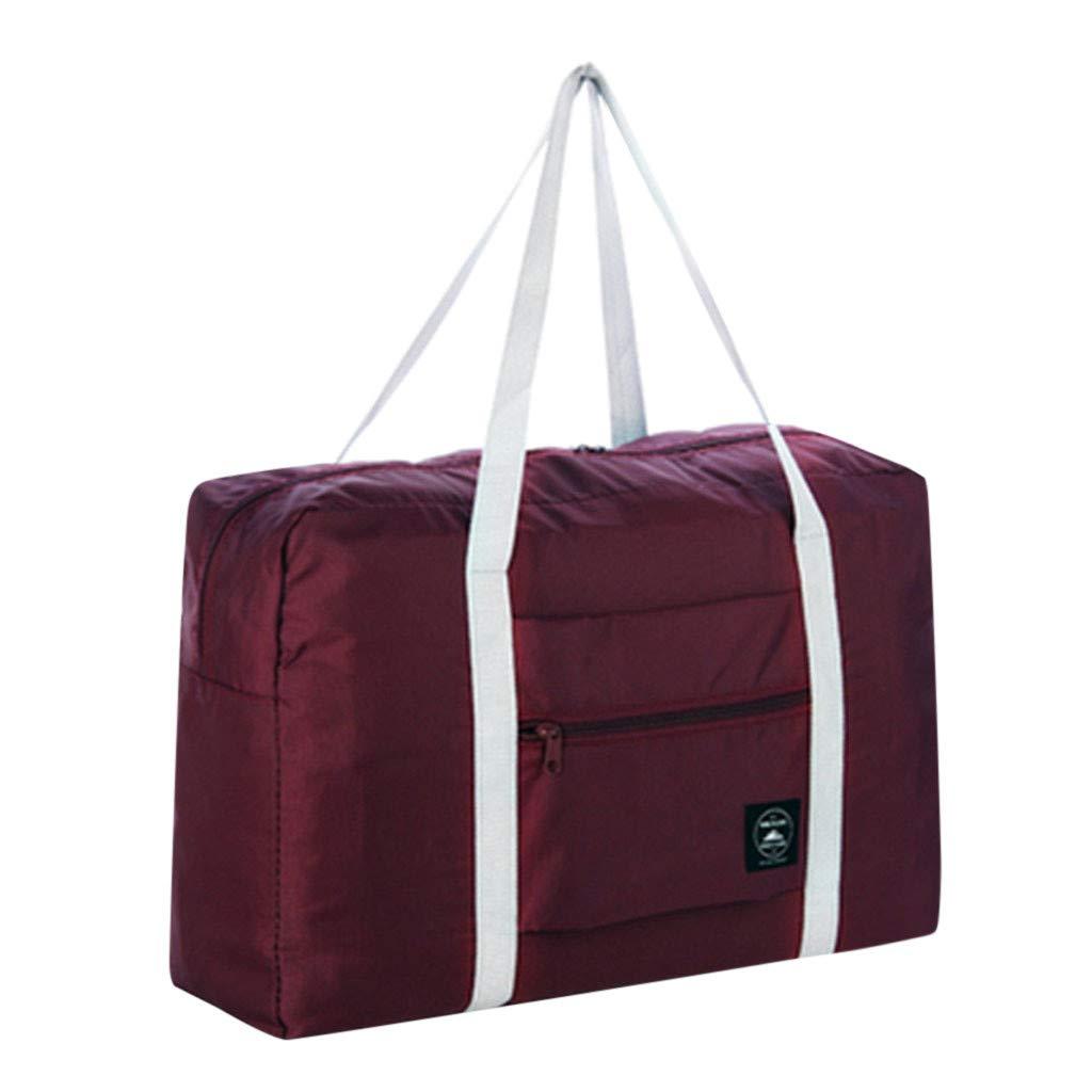 Travel Package Storage Bag,SuperUS Large Travel Bag Waterproof Storage Bag Luggage Folding Handbag Shoulder