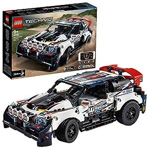LEGO Technic AutodaRallyTopGearTelecomandata CONTROL+, Set di Costruzioni, 42109  LEGO