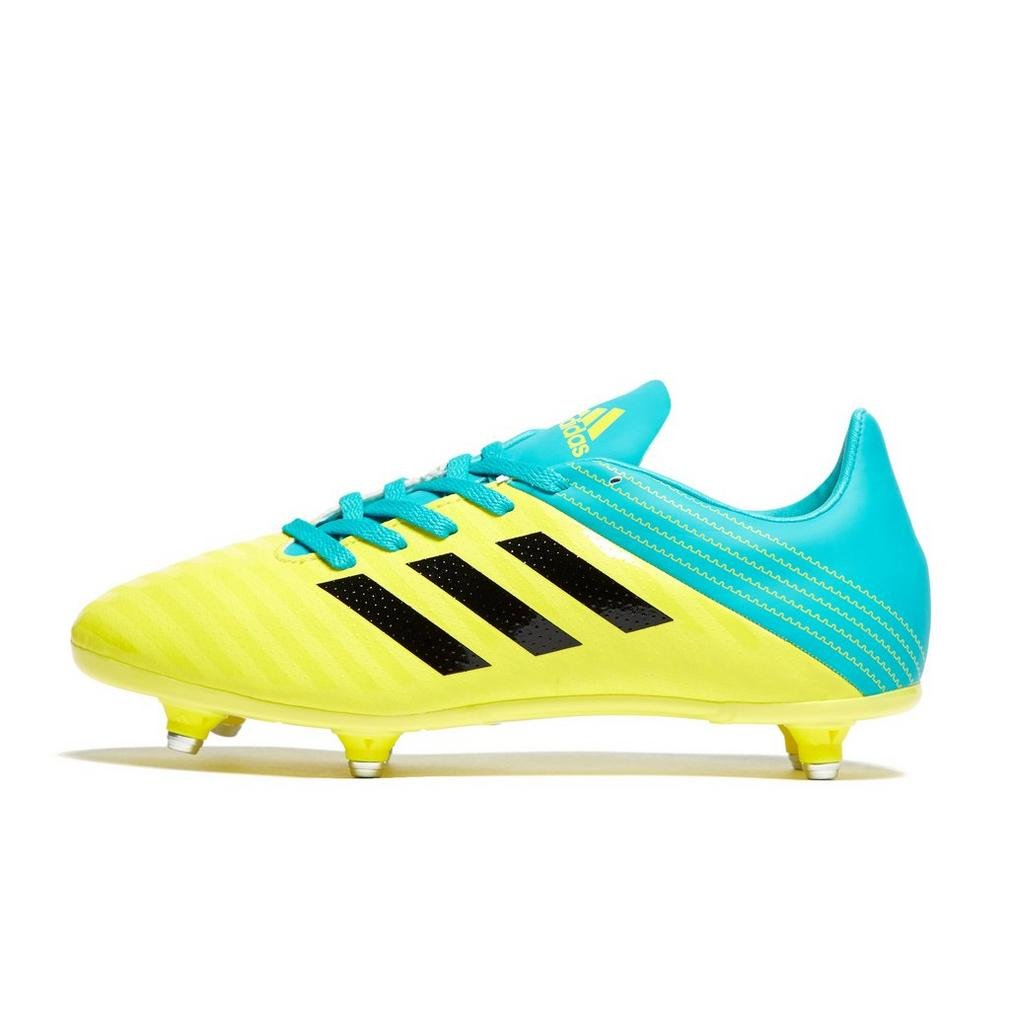 adidas Unisex Kids' Malice Junior (Sg) Rugby Boots