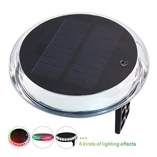 Solar Powered Anchor Light